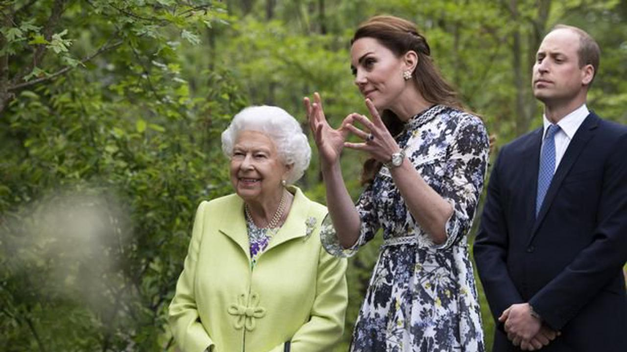 Kate Middleton and Meghan Markle's nickname for the Queen that really doesn't make sense