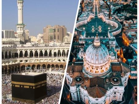 TOP 10 Most Religious Cities in the World.