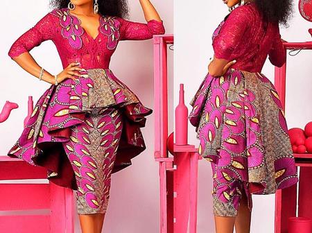 45 Elegant Ankara Styles That Would Look Beautiful On Both Single And Married Ladies