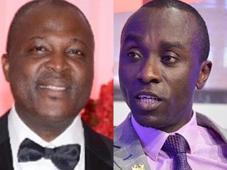 NPP's Owusu Bempah Finally Apologizes to Ibrahim Mahama. PICS
