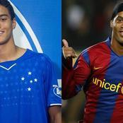Brésil : à la découverte de Joao Mendes, le fils de Ronaldinho (Vidéo)