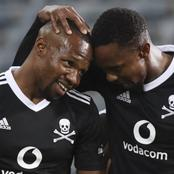 Check Out Two Orlando Pirates Key Players that are Back from Injury