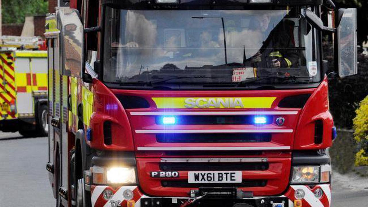 Two hurt after inhaling dangerous gases in chemical incident