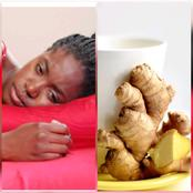 One Reason Why Ginger Root Or Tea Is Good For Women or Ladies With Menstrual Difficulties