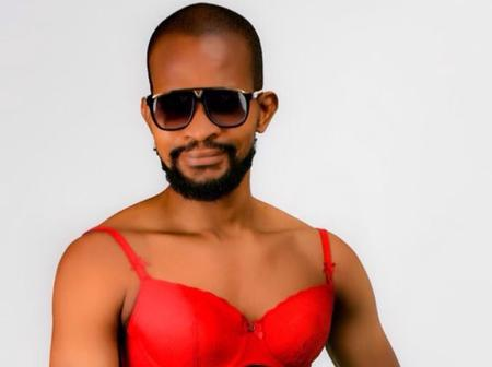Days After Claiming He Is Gay, See The Pictures Maduagwu Dropped That Have Sparked Reaction Online