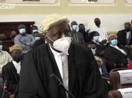 Tsatsu Tsikata Convinces Supreme Court To Accept Interrogatories In Dramatic Function.