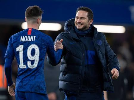 Lampard Reacts To People Calling Mount His Son