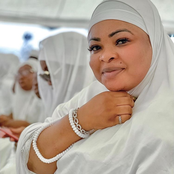 Read Greeting Message Popular Nigerian Celebrity Posted To Wish Muslims Ramadan Kareem (Photos)
