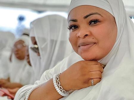Read Greeting Message Popular Nigerian Celebrity Posted To Wish Muslims Ramadan Kareem (Photos)