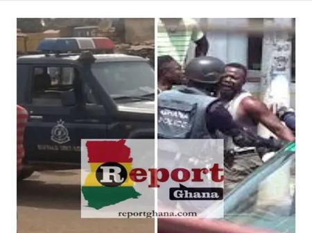 Police Chase Volta Juju Man Over Kasoa Teenage Killing
