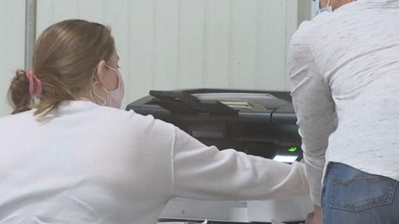 Stephens County Registrar and Board of Electors will continue early processing absentee ballots Dec. 30, Jan. 4