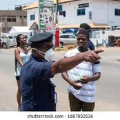 New Rules In Takoradi, Wear Nose Mask Or Face This Punishment - Find Out