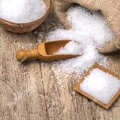 Mix Common Salt And Water To Cure These Diseases