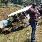 Three Killed, Four Injured In Grisly Road Accident Involving A Probox Along Busia-Kisumu Road