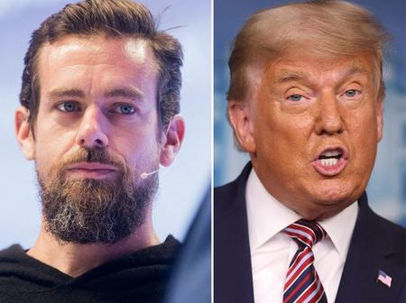 Checkout What Twitter's CEO Said About Banning President Donald Trump's Account