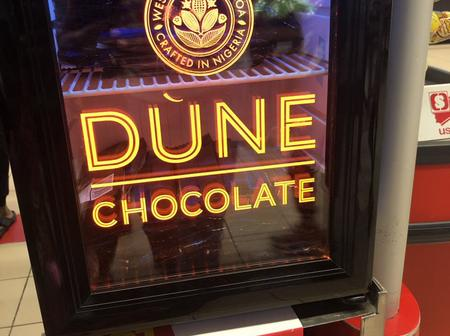 See The Well Branded Chocolate Product Produced In Nigeria That Is Making Nigerians Proud