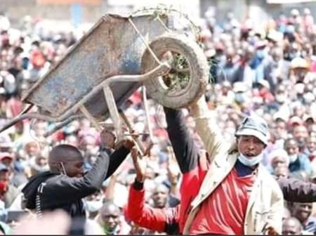 14 William Ruto Latest Photos That Raila Odinga Should See