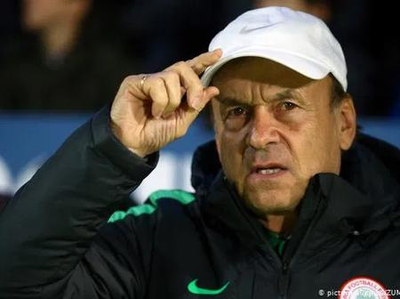 Opinion: Gernot Rohr's selection mistakes might cost Super Eagles big time