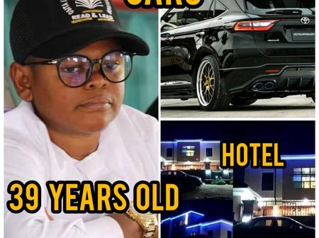 Osita Iheme (Paw-paw) is 39 Years Old Today, See Photos Of His House And Cars In 2021