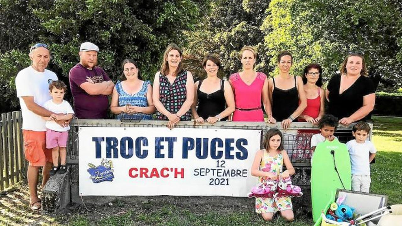 Crach - À Crac'h, le troc et puces des 2 Rivières aura lieu en septembre