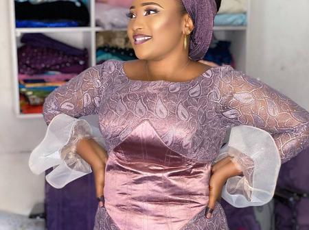 Meet Kannywood fast rising star, Maryuda Yusuf aka Salma (photos)