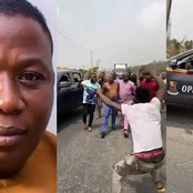 BREAKING: DSS, police attempt to arrest Igboho ~ See Video