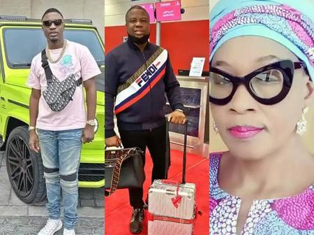 Here's what Kemi Olunloyo just revealed about Hushpuppi and Woodberry.