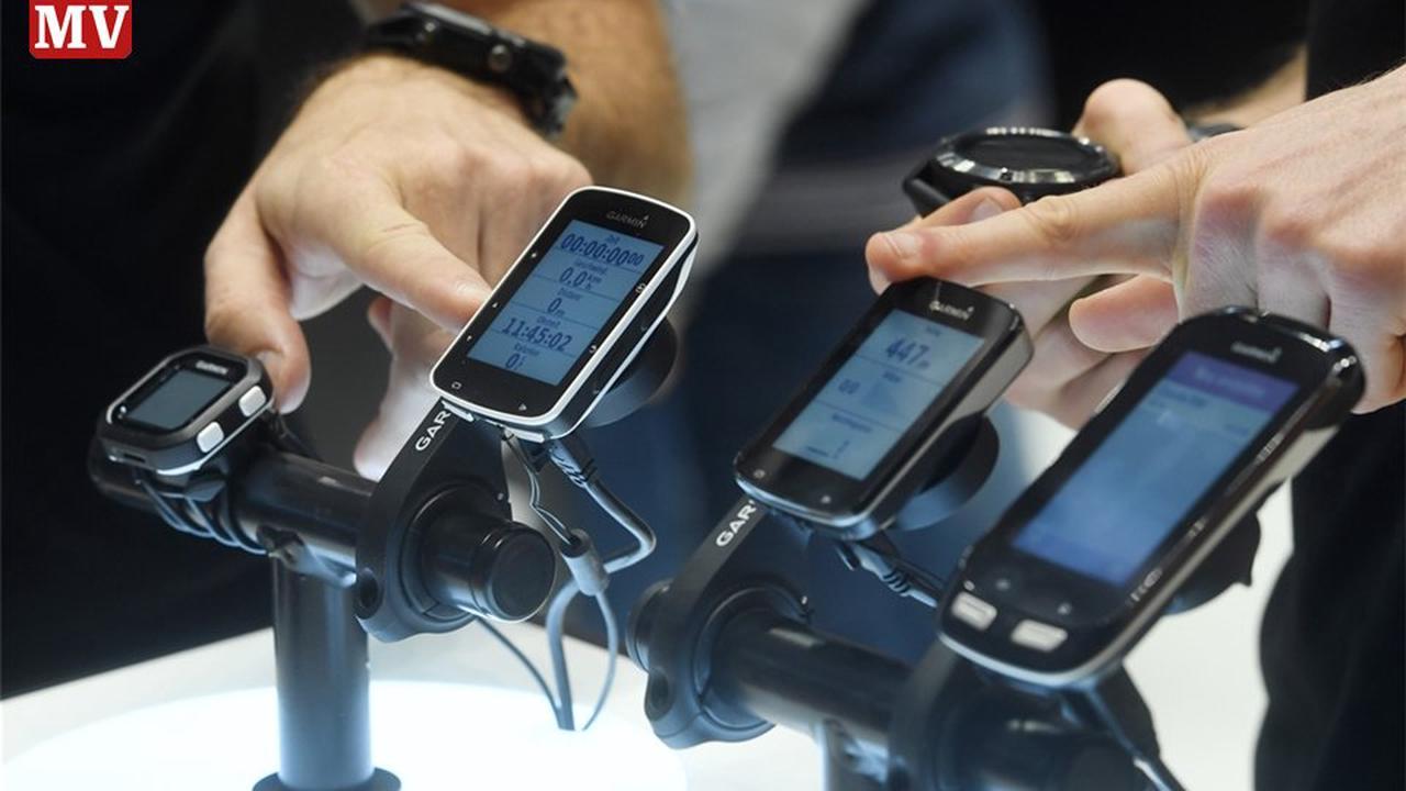Polizei warnt vor Fahrradcomputer-Dieben