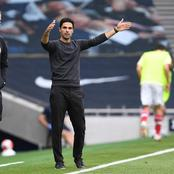 Arteta Explains How He can Convince Arsenal Fans That The Club Moving Forward