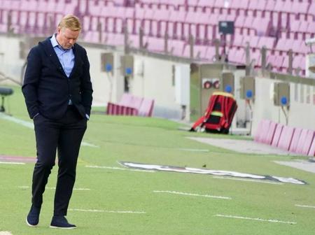 Koeman fails his first Real test as a Barcelona coach