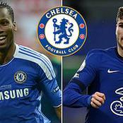Checkout As Timo Werner Set To Emulate Club Legend, Didier Drogba