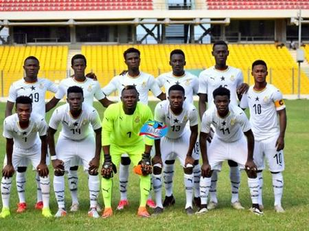 SPORTS UPDATES: What You Need To Know About Ghana Vs Tanzania Game