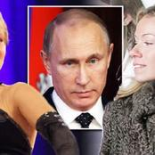 How Putin's Daughter Felt After Being Vaccinated With Russia's Corona Vaccine