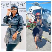 I'm Living My Best Life & I'm Not One Bit Sorry Cause I Deserve It, Says Boity.