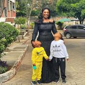 'I'll always love you' Youtuber Maureen Waititu Praises Her Sons with Fitness Coach Frankie