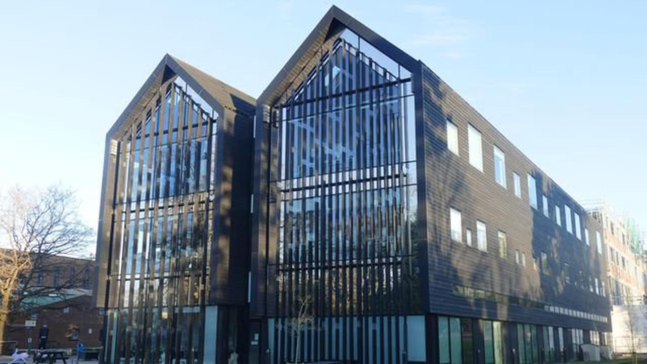 What is the best designed architecture in Norwich in the 21st century?