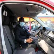 Agboville : le ministre de l'intérieur a procédé à l'inauguration du centre de secours d'urgence