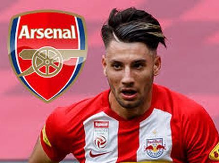 Opinion: 2 Reasons Why Arsenal should sign Dominik Szoboszlai come January