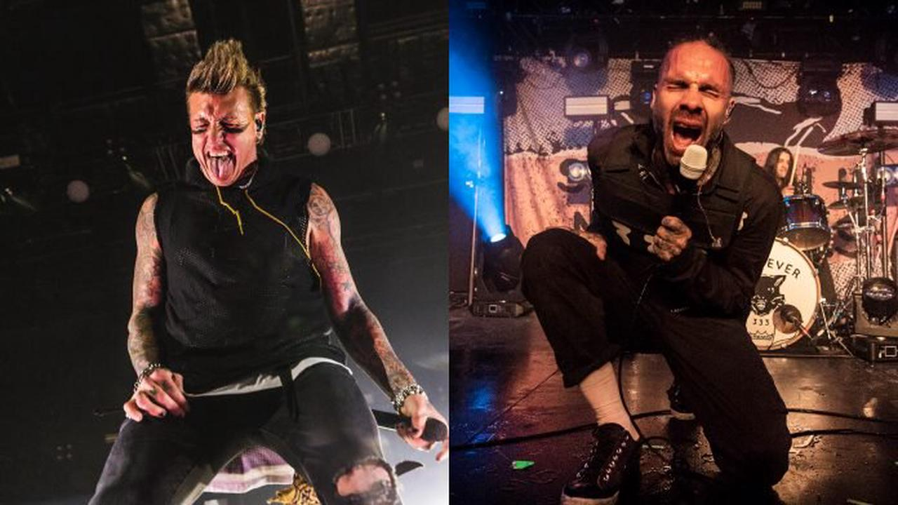 Papa Roach collaborate with FEVER 333 on new single 'Swerve'