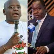 Dennis Itumbi Dares Fred Matiang'i After Openly Accusing Him