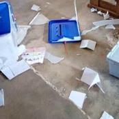 Yopougon Académie: des individus non identifiés saccagent des urnes au Laurier 2