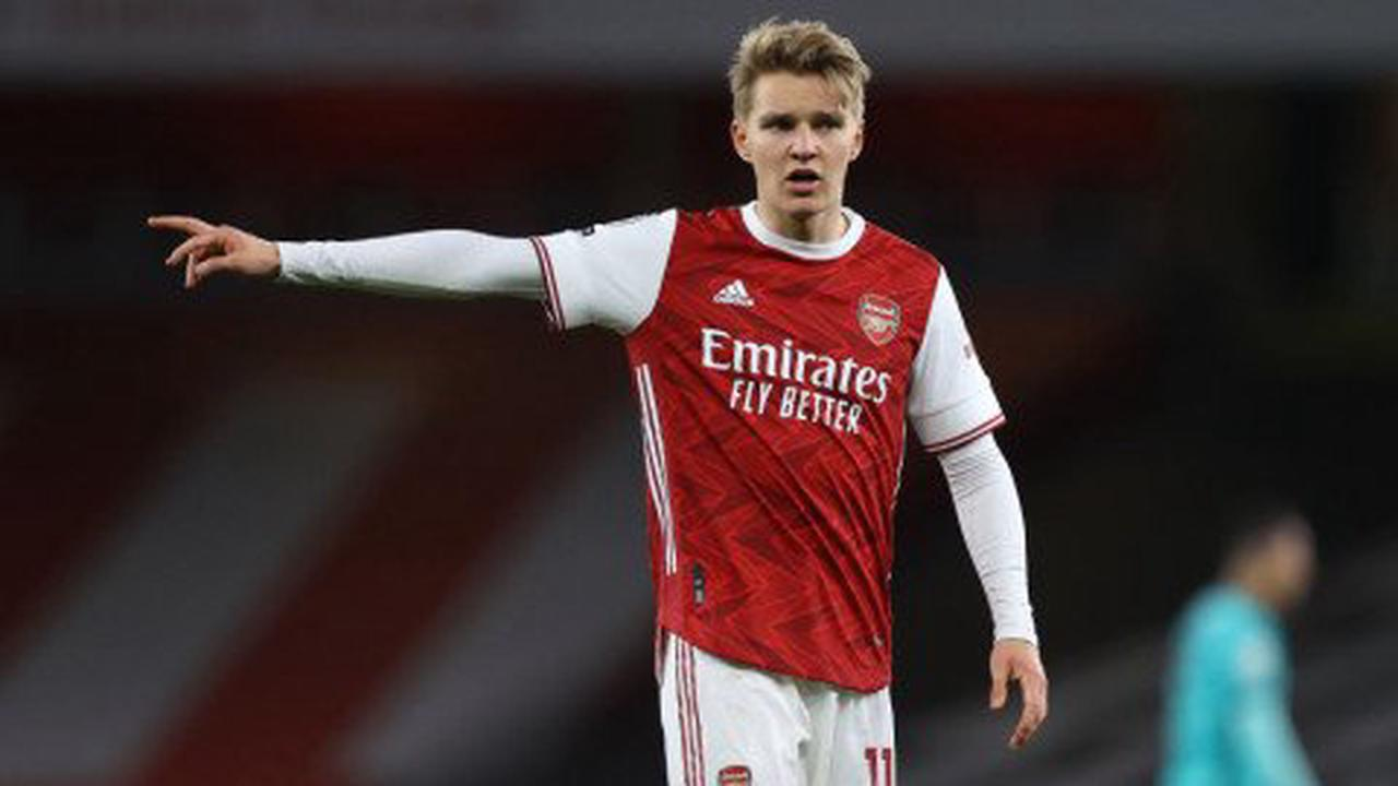 Mikel Arteta provides Martin Odegaard injury update after Arsenal draw with Slavia Prague