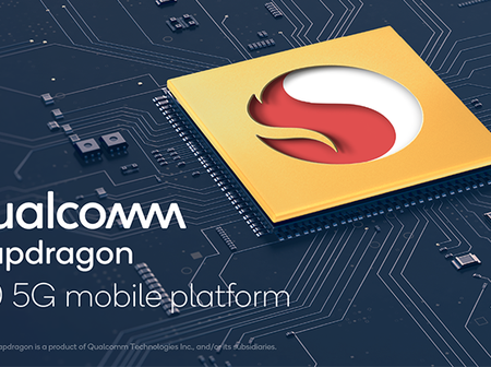 Qualcomm's newest chipset is an 865 Plus, but with a buffed up CPU