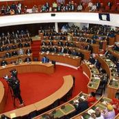 Côte d'Ivoire : Voici la liste complète des membres du bureau de l'assemblée nationale.