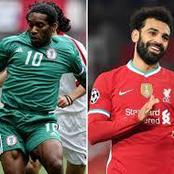 Why Salah Needs to leave Liverpool:- Jay-Jay Okocha