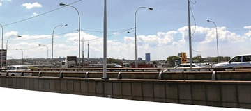 Behind Joburg's broken bridges