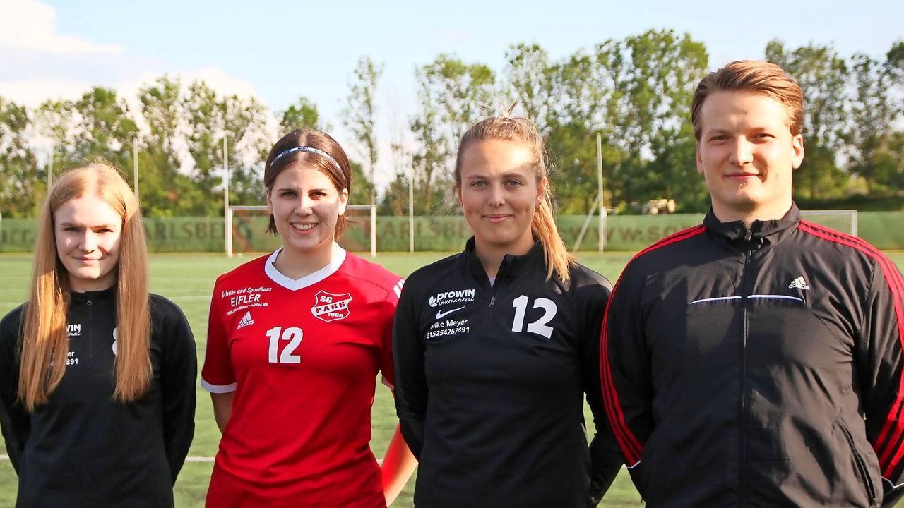 Frauenfußball: Parr-Frauen fordern Titelaspirant Elversberg