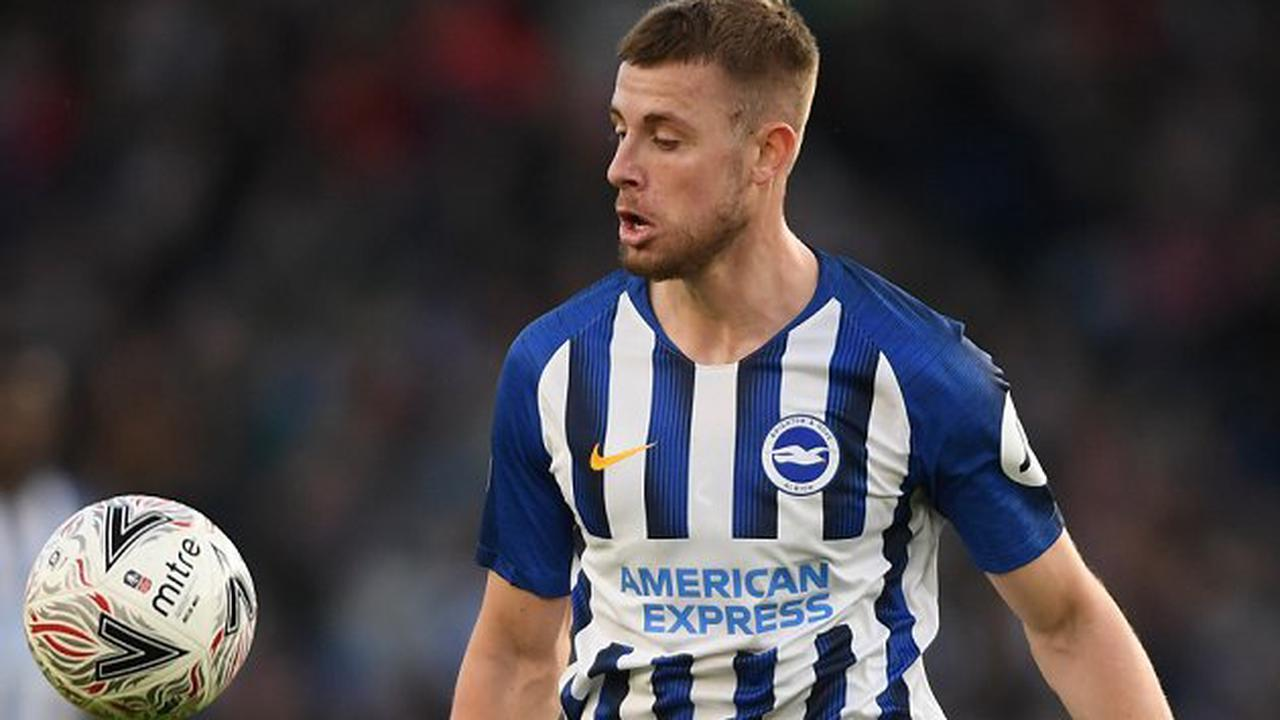 Brighton goalscorer Webster: Fans crucial for victory over Man City