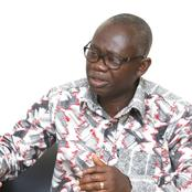 Having Licensure Certificate Not A Yardstick For GES Recruitment - Prof. Opoku Amankwah
