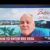 South African reacted after a White Man Confessed Live on TV that Ramaphosa offer him illegal deal